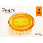 Pears Transparent Soap 2 x 100g