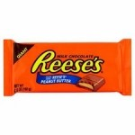 Reeses Giant Peanut Butter Cup Bar 120G