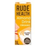Rude Health Organic Almond Drink 1Ltr