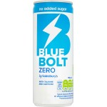 Sainsburys Blue Bolt Zero 250ml Can