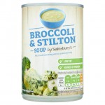 Sainsburys Broccoli and Stilton Soup 400g