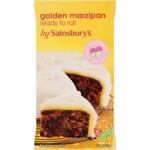 Sainsburys Golden Marzipan 454g