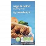 Sainsburys Sage And Onion Stuffing Mix 85g