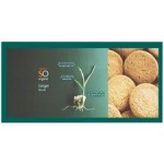 Sainsburys So Organic Ginger Nut Biscuits 200g