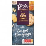 Sainsburys Taste the Difference Stem Ginger Cookies 200g