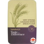Sainsburys Taste the Difference Very Strong Canadian Bread Flour 1kg
