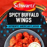 Schwartz Authentic American Spicy Buffalo Wings Mix 35g