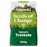 Seeds Of Change Spinach Trottole Pasta 500g