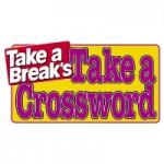 Take A Break Take A Crossword Magazine