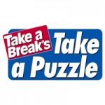 Take A Break Take A Puzzle Magazine