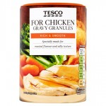 Tesco Gravy Granules For Chicken 200g