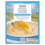 Tesco Instant Custard Mix 74g