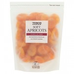Tesco Ready To Eat Apricots 500g.