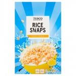 Tesco Rice Snaps 375g
