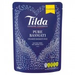 Tilda Steamed Basmati Rice 250g