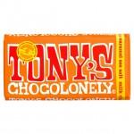 Tonys Chocolonely Milk Chocolate Caramel Sea Salt 180g