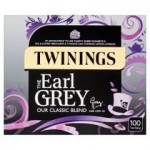 Twinings Earl Grey Tea 100 Teabags