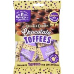 Walkers Nonsuch Double Dipped Chocolate Toffees 135g