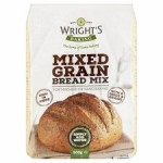 Wrights Mixed Grain Bread Mix Case of 15x500g bags
