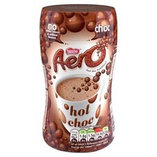 Aero Instant Chocolate Drink 288g