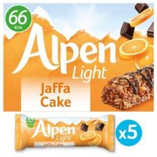 Alpen Light Jaffa Cake 5 Pack