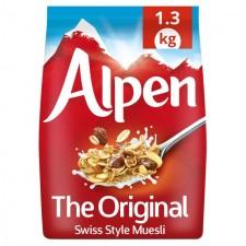 Alpen Original Swiss Recipe Muesli 1.1kg