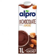 Alpro Longlife Chocolate Almond Milk Alternative 1L