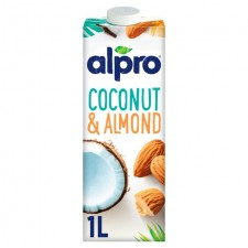 Alpro Longlife Coconut and Almond Milk Alternative 1L