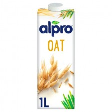 Alpro Longlife Oat Milk Alternative 1L