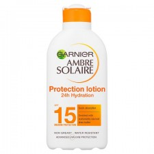 Ambre Solaire Sun Protection Lotion SPF15 200ml