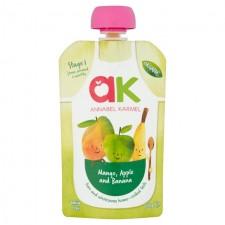 Annabel Karmel Organic Mango Apple and Banana 100g