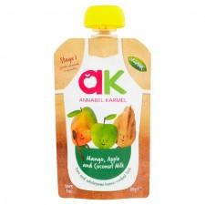 Annabel Karmel Organic Mango Apple and Coconut Milk 100g