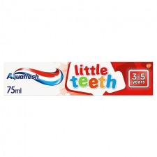 Aquafresh Little Teeth Toothpaste 3-5 years 75ml