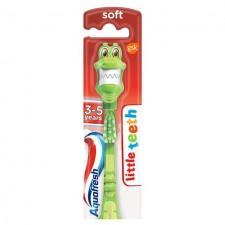 Aquafresh Toothbrush Little Teeth 3 - 5 Years x 1 Toothbrush