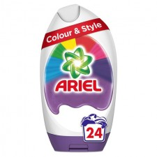 Ariel Colour Gel 24 Washes 888ml