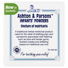 Ashton and Parsons Infants Powders 20 Sachets