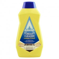 Astonish Cream Cleaner Lemon Fresh 500ml