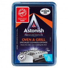 Astonish Oven and Grill Cleaner and Sponge