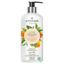 Attitude Super Leaves Hand Soap Orange Leaves and Soy Protein 473ml