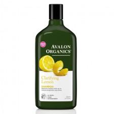 Avalon Organic Lemon Shampoo 325ml