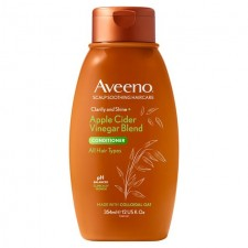 Aveeno Scalp Soothing Clarify and Shine Apple Cider Vinegar Conditioner 354ml