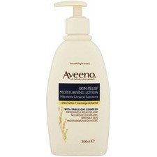 Aveeno Skin Relief Moisturising Body Lotion with Shea Butter 300ml
