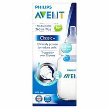 Avent Bottle BPA-Free 260ml