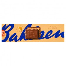 Bahlsen Chocolate Leibniz Orange 125g
