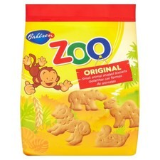 Bahlsen Zoo Biscuits 100g