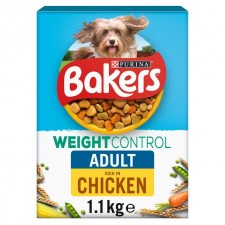 Bakers Complete Light Chicken Variety 1.1kg