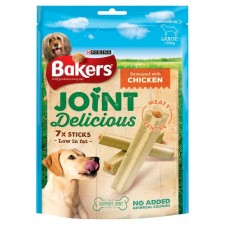 Bakers Joint Delicious Large Dog Chicken 7 pack
