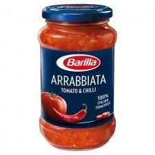 Barilla Arrabbiata Tomato and Chilli Sauce 400g