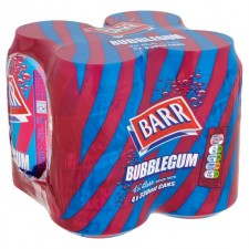 Barr Bubblegum 4 x 330ml