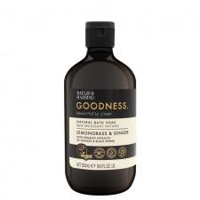 Baylis And Harding Goodness Lemongrass And Ginger Bath Soak 500ml